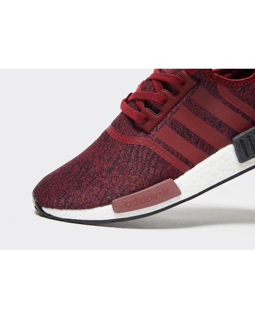 big sale 04dab 3b044 ... Adidas Originals - Red Nmd R1 for Men - Lyst ...