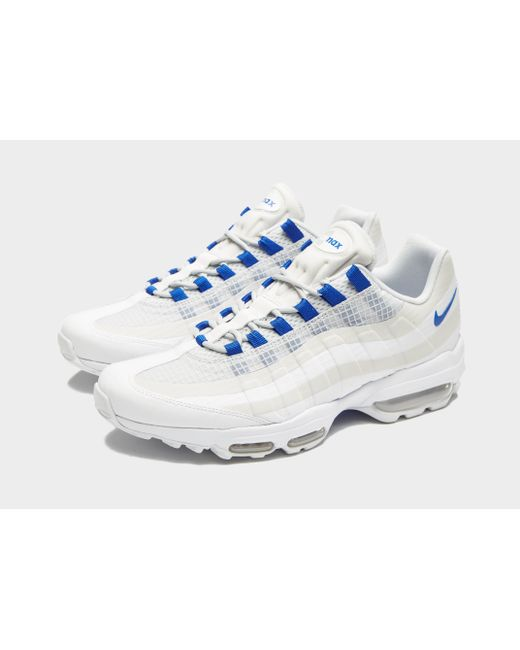 4dd615ca9b3 nike air max 95 em in white for men lyst affordable price 522c7 ...