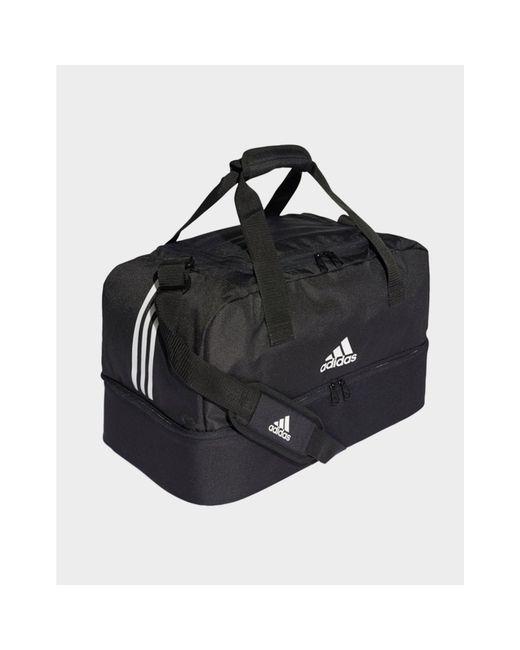 afb33a9a17ba ... Adidas - Black Tiro Duffel Small for Men - Lyst ...
