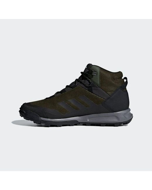d67f34ce9 Adidas - Black Terrex Tivid Mid Climaproof Shoes for Men - Lyst ...