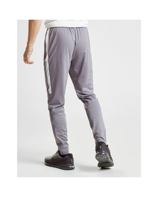 ... Nike - Gray Academy Track Pants for Men - Lyst ... 6194e2cb91a