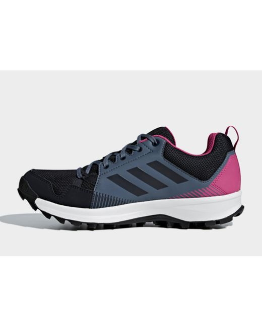 new style 803a1 60d00 Women's Blue Terrex Tracerocker Gtx Shoes