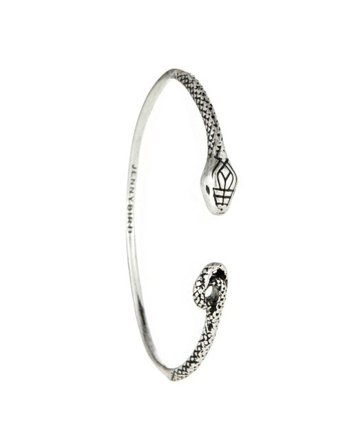 Jenny Bird | Metallic Kundali Queen Serpent Bangle | Lyst