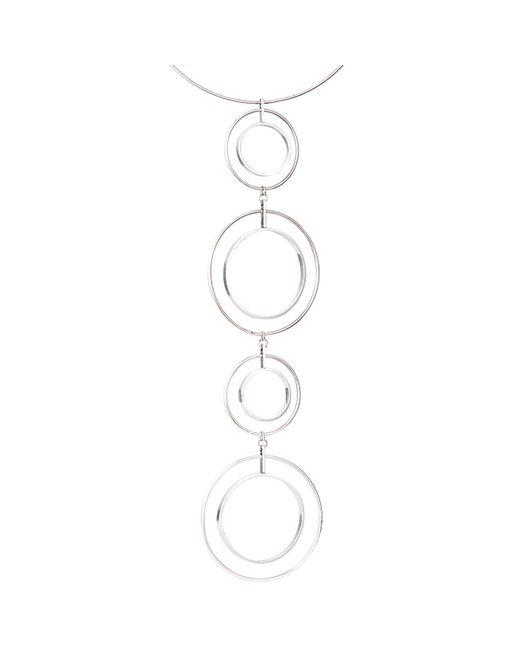 Jenny Bird | Metallic Boomerang Collar | Lyst