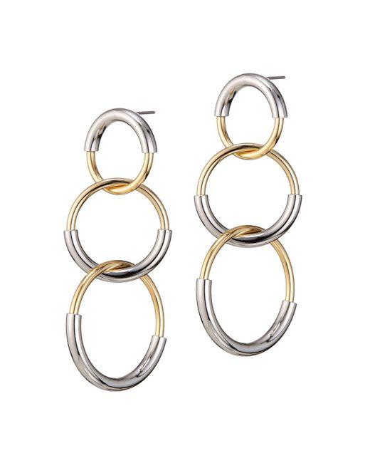 Jenny Bird | Metallic Ossie Earrings | Lyst