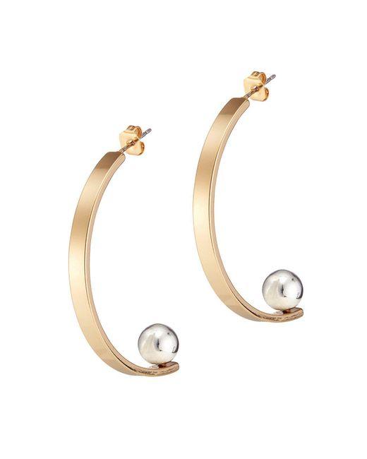 Jenny Bird - Metallic Vela Earrings - Lyst