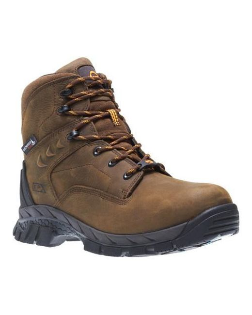 Wolverine - Brown Glacier Ice Epx Waterproof 6' Comp Toe Boot for Men - Lyst
