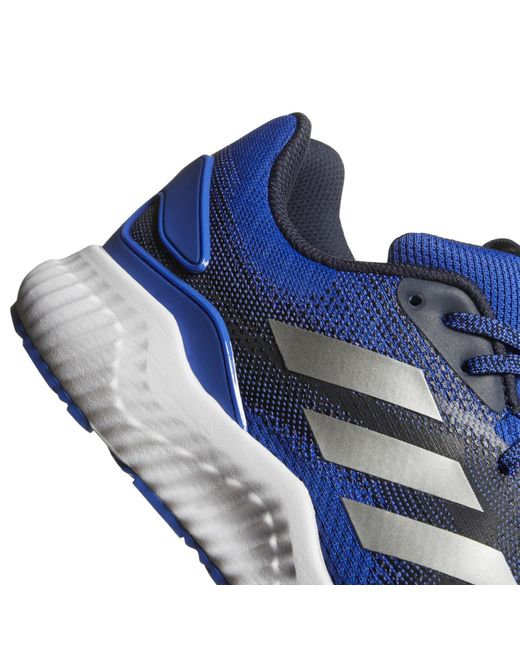 sneakers for cheap faa39 bd8d2 ... Adidas - Blue Aerobounce St Shoe Running for Men - Lyst ...