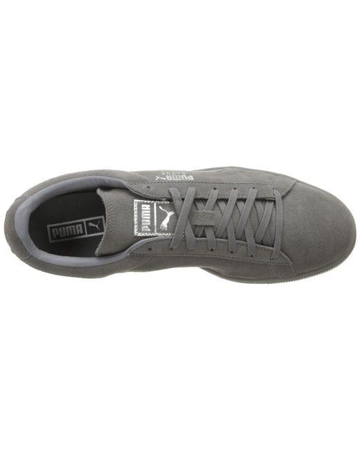 df570cc00c6daf Separation Shoes puma suede classic mono reptile high risk red puma ...