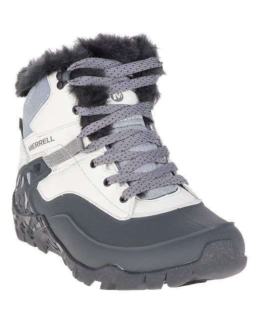 Merrell | Multicolor Aurora 6 Ice+ Waterproof Boot for Men | Lyst