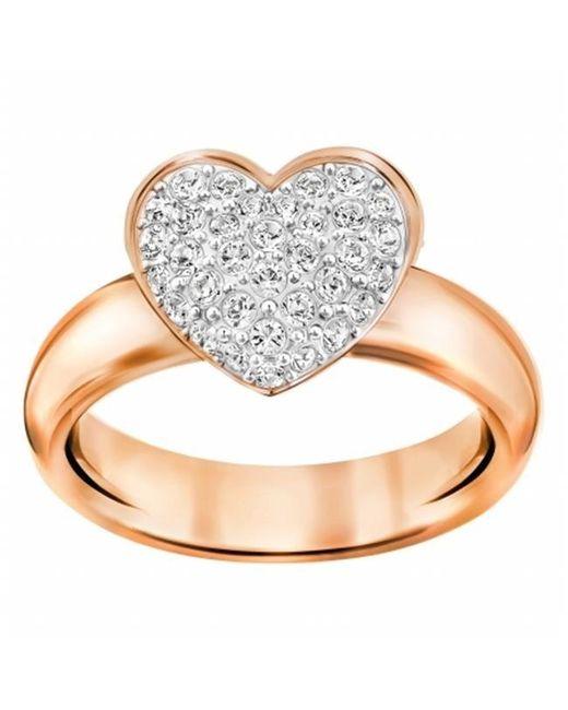 Swarovski | Metallic 5190214 Even Ring | Lyst
