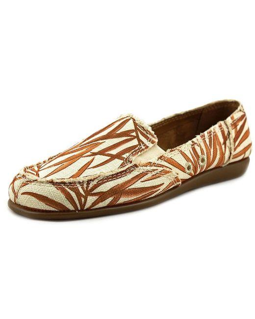 Aerosoles | Multicolor So Soft Women Us 11 Multi Color Moc Loafer | Lyst