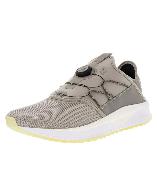 PUMA - Tsugi Disc Rock Ridge / White Ankle-high Training Shoes - 12m for Men - Lyst