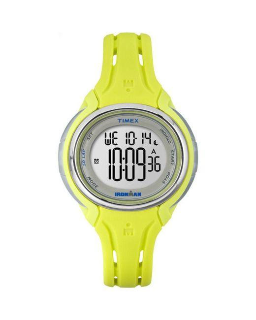 Timex - Yellow Ironman Sleek 50 Mid - Lyst