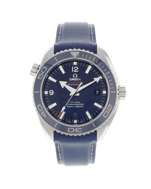 Omega - Multicolor Seamaster Planet Ocean 232.92.46.21.03.001 Automatic Watch - Lyst