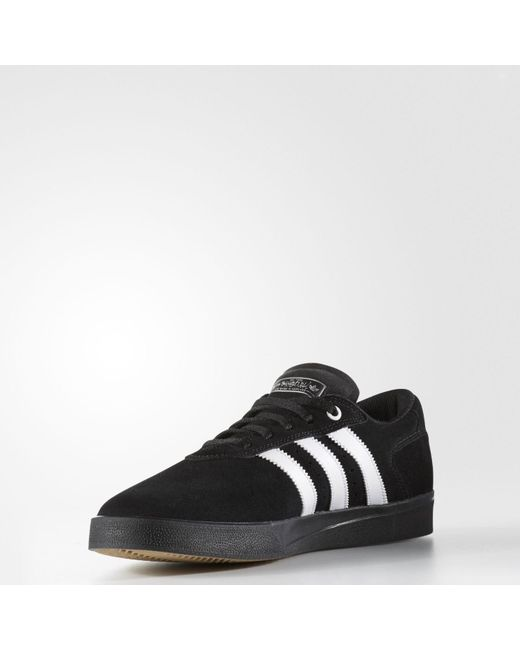 adidas originals men's silas vulc leather sneakers nz
