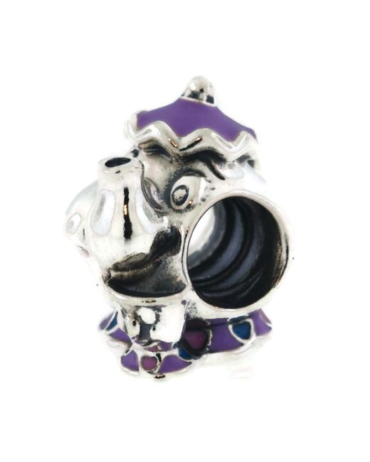 Pandora - Multicolor Disney Mrs Potts And Chip Charm - Lyst