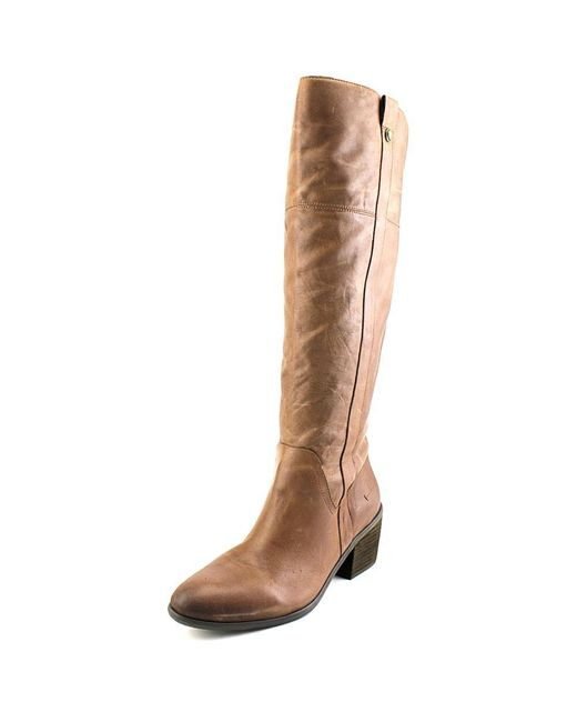 Vince Camuto - Mordona Women Us 5.5 Brown Knee High Boot - Lyst