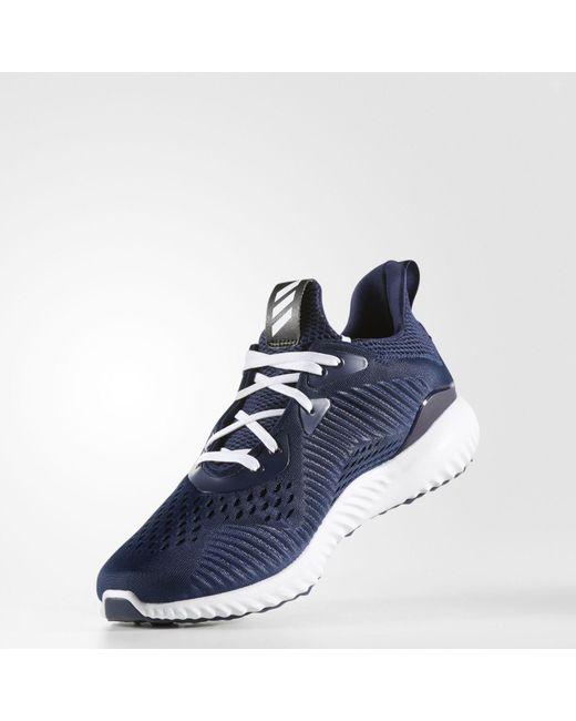 best cheap 150b2 9bd4b ... Adidas  Blue Alphabounce Em Shoes for Men  Lyst ...