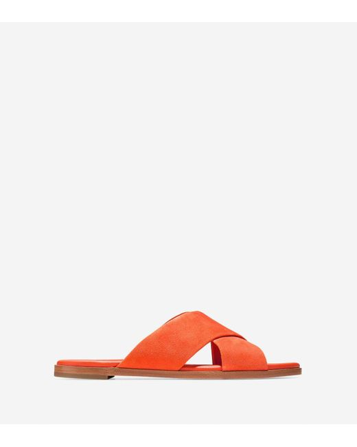 Cole Haan - Multicolor Anica Criss Cross Sandal - Lyst