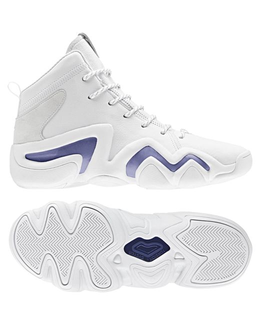 the best attitude f2451 1d8a7 Adidas - White Crazy 8 Adv Shoes for Men - Lyst ...