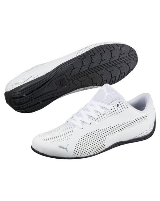 PUMA - White Drift Cat Ultra Reflective Men's Shoes for Men - Lyst