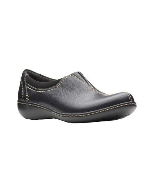 94717f4cdc0 Lyst - Clarks Ashland Joy Flats in Black - Save 27%