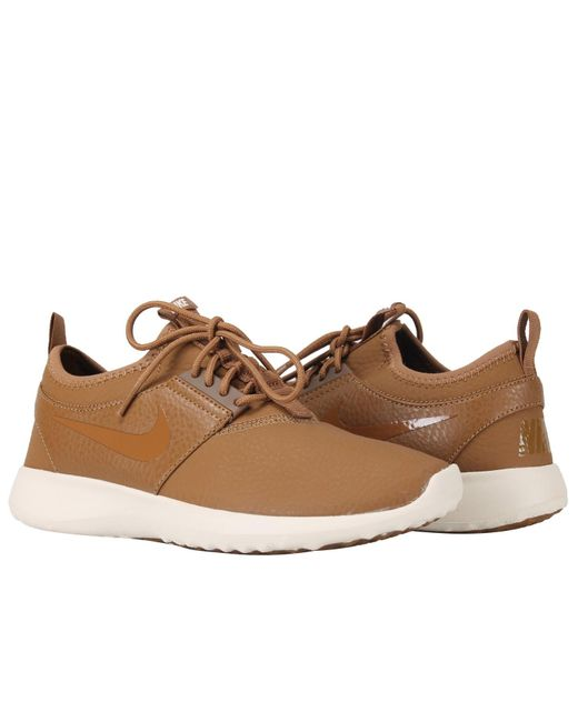 Nike | Juvenate Premium Ale Brown/oatmeal Running Shoes 844973-200 Size 7.5 for Men | Lyst