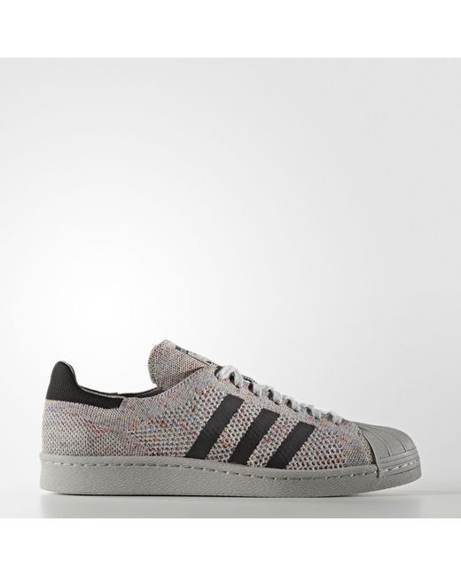 adidas superstar '80s primeknit sneaker