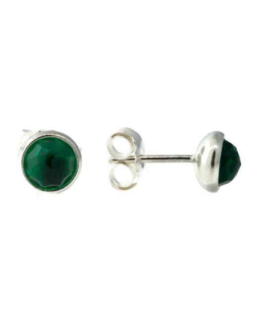 9e0553267 ... new zealand pandora metallic authentic may droplets stud earrings lyst  ffb03 51cd2