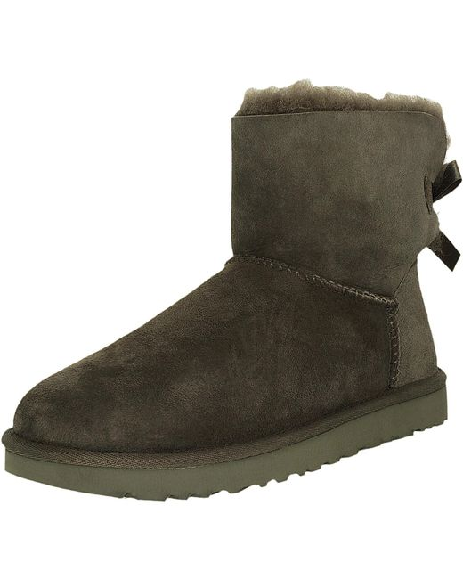 grey ugg high tops