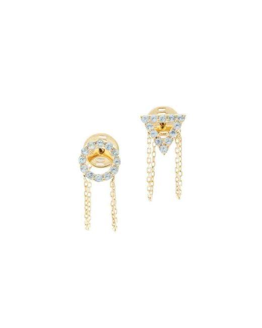Eshvi Multi Colour Earrings Azq8d4