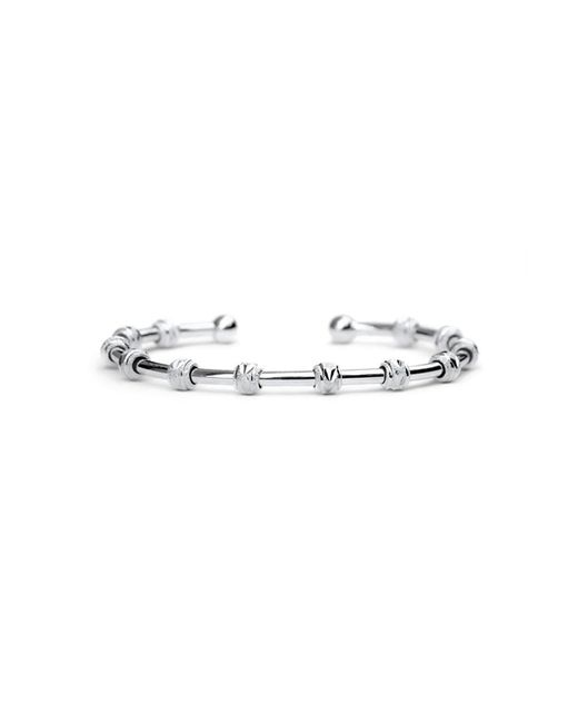 Chelsea Charles - Metallic Daughter Silver Bracelet - Lyst