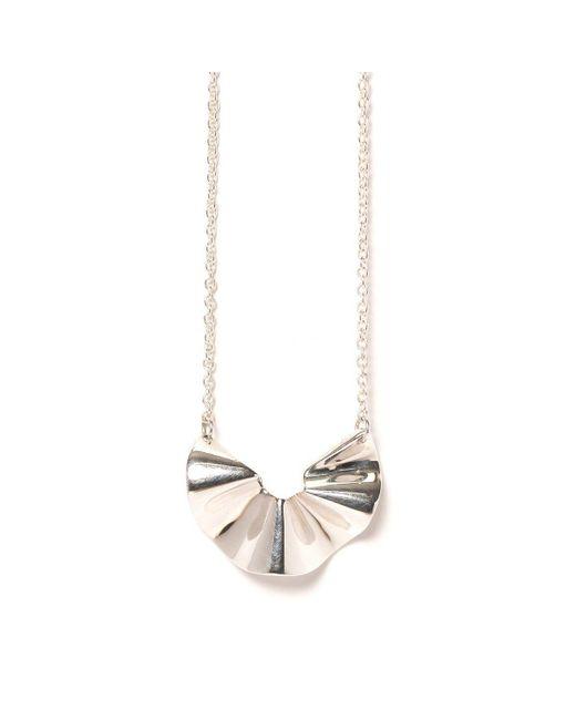 XISSJEWELLERY - Multicolor Ruffle Necklace - Lyst