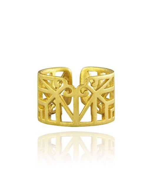 Zefyr Bokeo Earrings Rose Gold NGQPtpvW