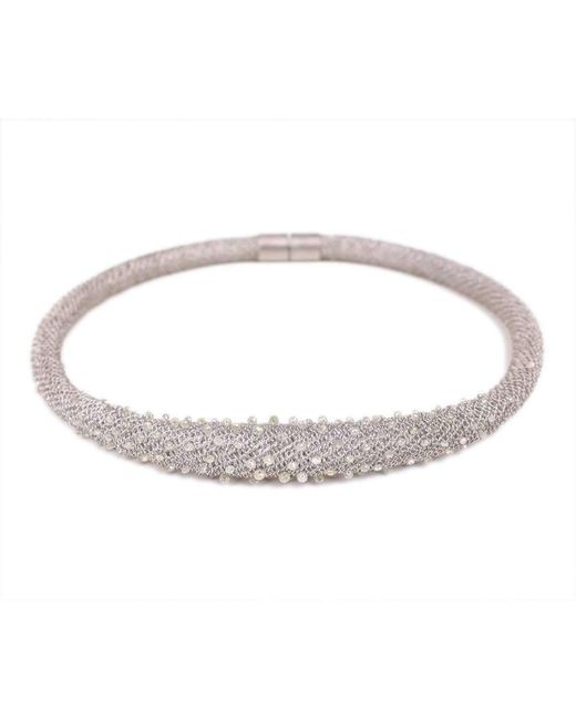 Tove Rygg   Multicolor Luminous Sky Tube Necklace   Lyst