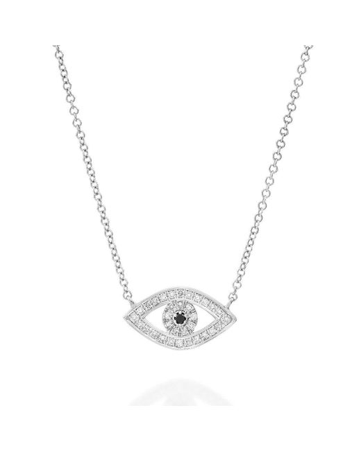 SHARON Fine Jewelry - Metallic Big Eye Necklace - Lyst