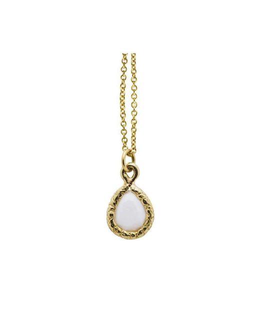 Susan Wheeler Design | Metallic Cocholong Necklace | Lyst