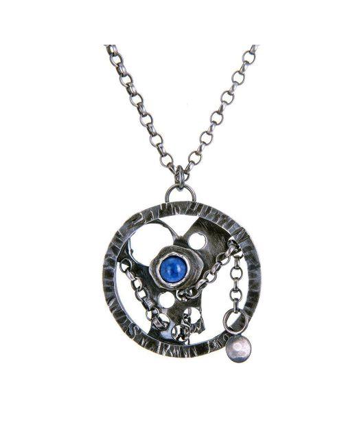 Hannah Silversmith - Metallic Relic Compass Pendant - Lyst