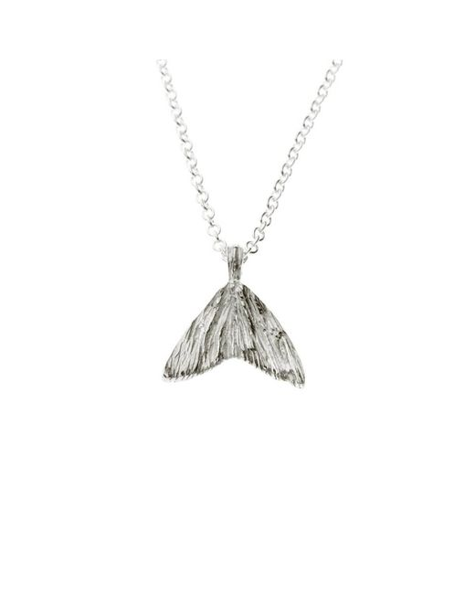Aurum By Gudbjorg - Metallic Lax 206 Necklace - Lyst