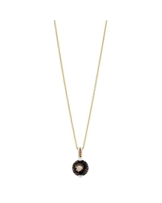 Franco Piane Designed By Franco Pianegonda - Metallic Golden Drops Necklace - Lyst