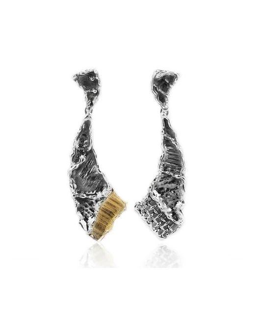 Katarina Cudic - Multicolor Layered Earrings - Lyst