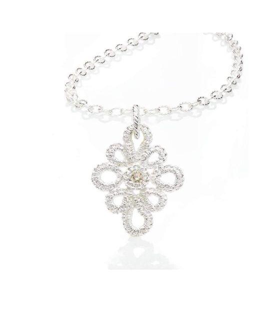 Brigitte Adolph Jewellery Design - Metallic Miss Medea Silver Pendant - Lyst
