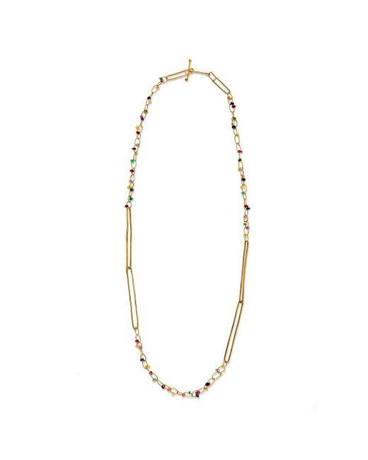 Sarah Macfadden Jewellery | Metallic The Ania Necklace | Lyst