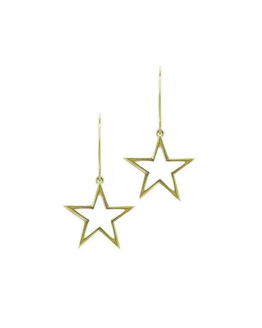 London Road Jewellery - Multicolor Portobello Yellow Gold Starry Night Drop Earrings - Lyst