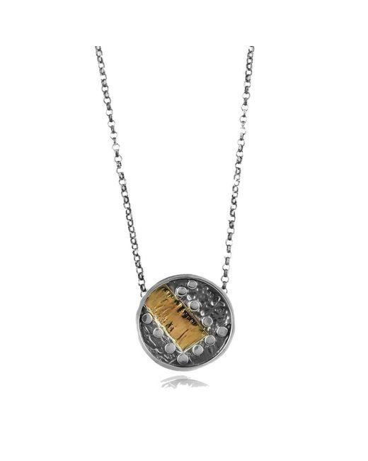 Katarina Cudic - Multicolor Elements Concave Necklace - Lyst