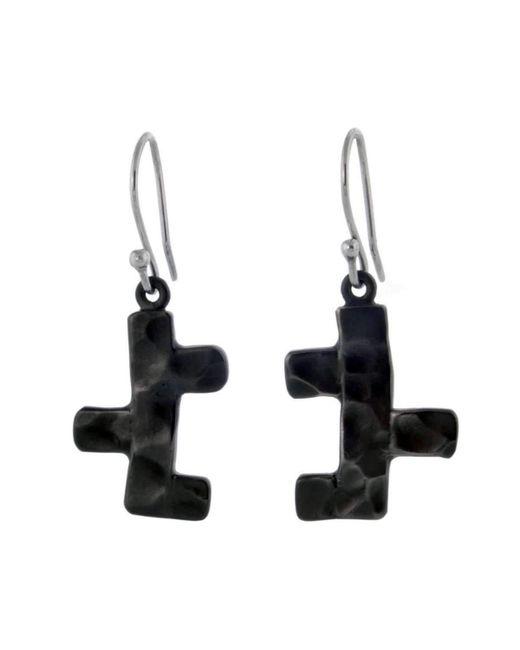 Jan D   Black Earrings   Lyst
