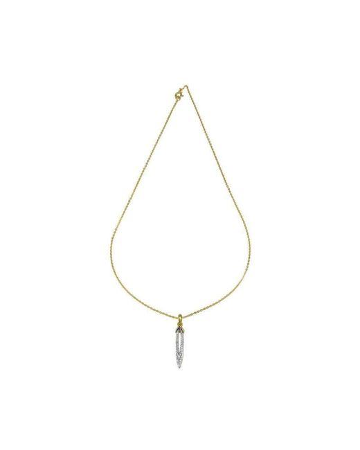 Realm Empire Stiletto Pave Pendant EuRCT3t
