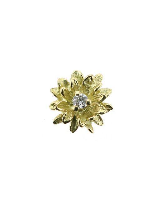 Ehinger Schwarz 1876 - Multicolor Diamond Flowers Daisy Pendant - Lyst