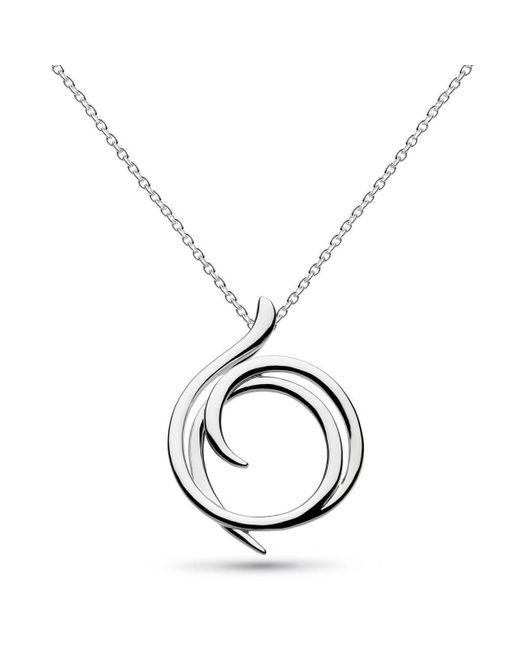 Kit Heath | Metallic Twine Helix Wrap Necklace | Lyst
